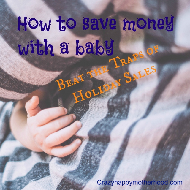 Save money with baby 3